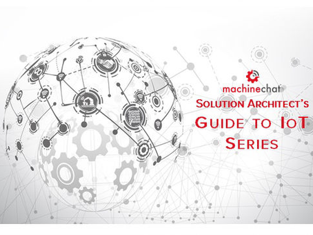 Solution Architect's Guide to IoT, Part 2: Automate Data Management