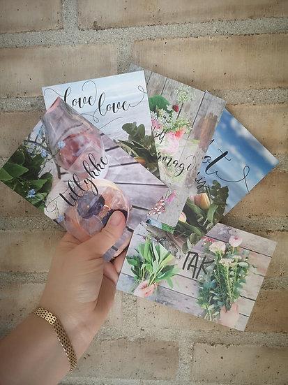 Alle Blomsterkort