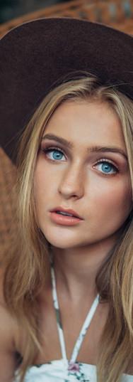 Make-Up: Joanne Kim Muse: Rylee Cavoy Photographer: Ian Temple