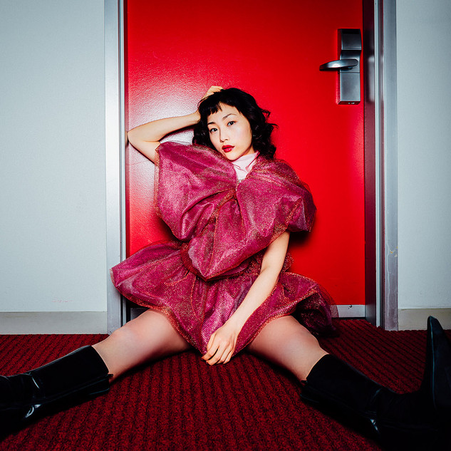 Make-Up: Joanne Kim Muse: Crystal Yueyao Photographer: Alina Grafkina Hair: Lydia Ouellette