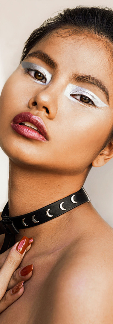 Make-Up: Joanne Kim Muse: Lanette  Photographer: Hanna Nguyen