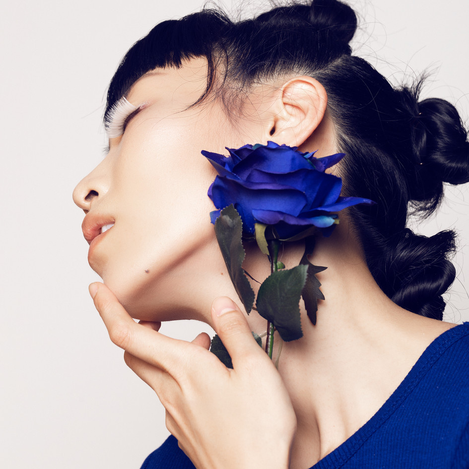 Make-Up: Joanne Kim Muse: Christina Wen Photographer: Sumanta Muth Hair: Alex Thao