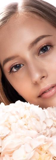 Make-Up: Joanne Kim Muse: Denise Borraz Trepat Photographer: Allen Lu
