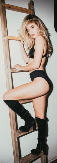 Make-Up: Joanne Kim Photographer: Ian Temple Muse: Sofia Vespe Styled: Angel Tan