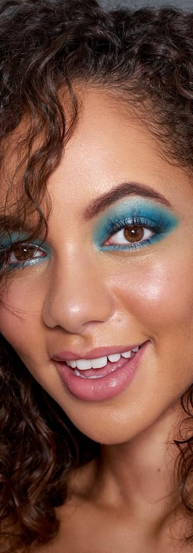 Make-Up: Joanne Kim Photographer: Darryn Adams Muse: Lexie Stevenson