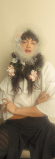Make-Up: Joanne Kim Muse: Anita Jane Pathammavong Photographer: Ana Saavedra Hair: Michelle Hernandez