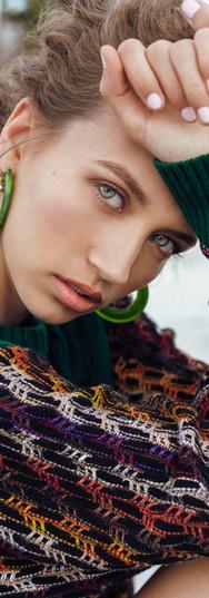 Make-Up: Joanne Kim Photographer: Ty Chen Muse: Sophia Rosene Wardrobe: Allison Victoria