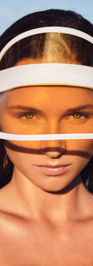 Make-Up: Joanne Kim Muse: Anastasia Primak Photographer: Nikita Melvil