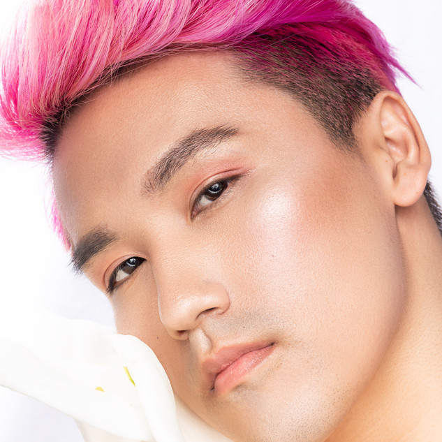 Make-Up: Joanne Kim Muse: Sean Chong-Umeda Photographer: Allen Lu