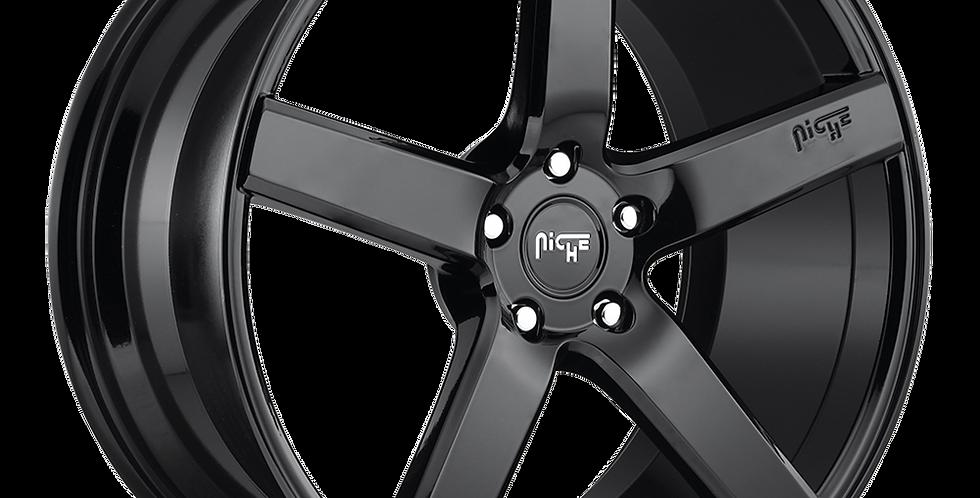 Milan M188 - Gloss Black