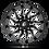 Thumbnail: Saber D744 - Gloss Black & Milled