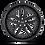 Thumbnail: Methos M194 - Satin Black w. Gloss Black Lip