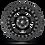 Thumbnail: Warp D118 Beadlock - Matte Black
