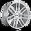 Thumbnail: Elan M099 - Silver w/ Brushed Face