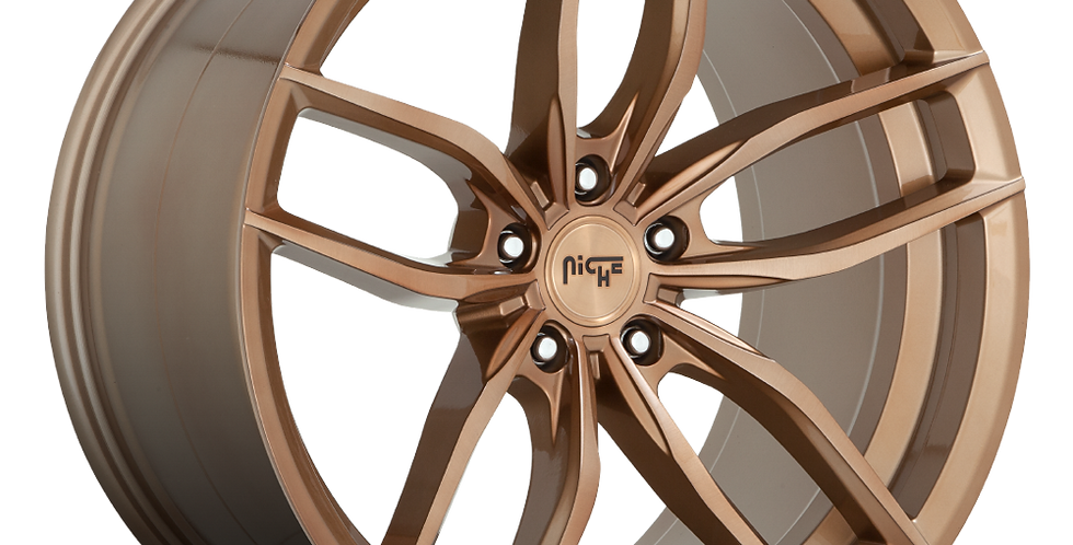 Vosso M203 - Bronze & Brushed