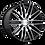 Thumbnail: Anzio M165 - Gloss Black w/ Brushed Face