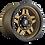 Thumbnail: Anza D583 - Matte Bronze w/ Black Ring