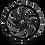 Thumbnail: Cleaver D574 - Gloss Black & Milled