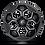 Thumbnail: Avenger D606 - Gloss Black & Milled