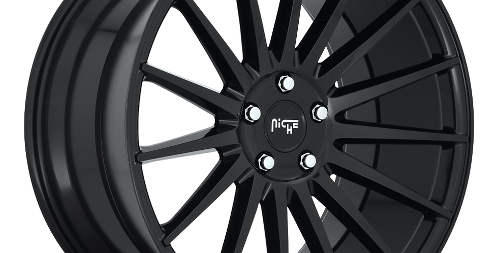 Form M214 - Gloss Black