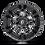 Thumbnail: Sledge D595 - Gloss Black & Milled