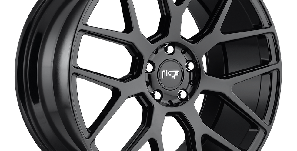 Intake M189 - Gloss Black