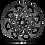 Thumbnail: Runner D741 - Gloss Black & Milled