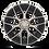 Thumbnail: Intake M159 - Black w/ Machined Face & Dark Tint