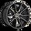 Thumbnail: Gemello M219 - Black & Machined w/ Dark Tint