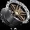 Thumbnail: Methos M195 - Bronze w/ Gloss Black lip