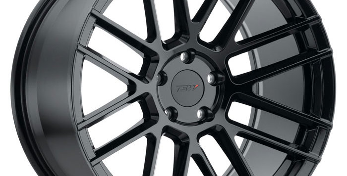 Mosport - Gloss Black