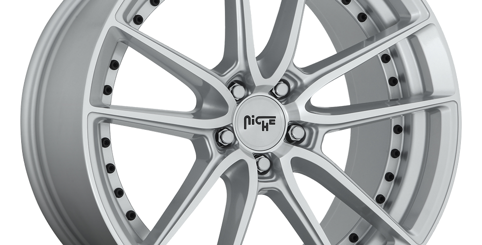 DFS M221 - Silver & Machined