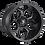 Thumbnail: Avenger D605 - Matte Black & Machined/ with Dark Tint