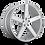 Thumbnail: Milan M135 - Silver w/ Machined Face