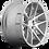 Thumbnail: Targa M131 - Silver w/ Machined Face