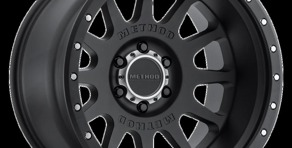 605 NV - Matte Black