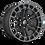 Thumbnail: Heater D720 - Matte Black / Machined / DDT