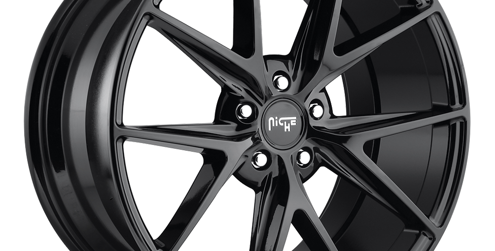 MIsano M119 - Gloss Black