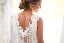 Zara Dress & Cape