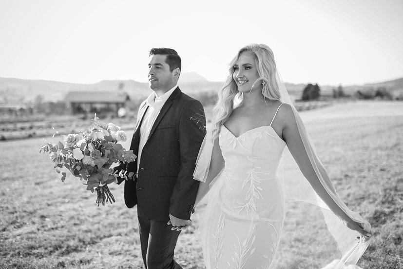 The Sage - Tulle Sweetheart Wedding Dress