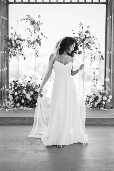 The Mila - A-Line Wedding Dress