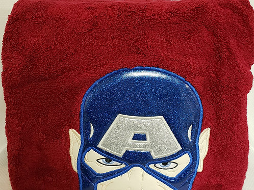 American Hero Bath SHEET