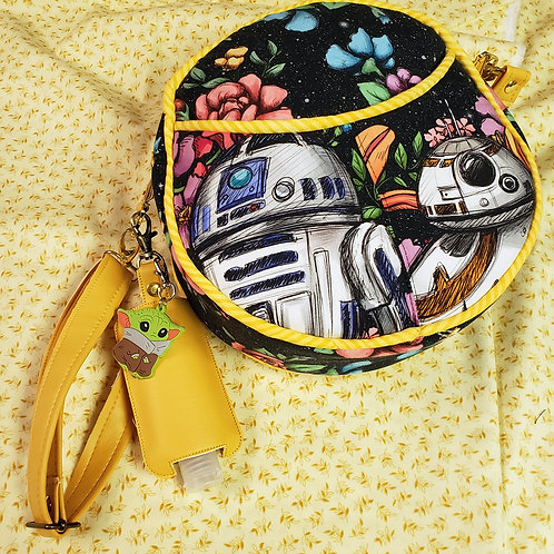 Galaxy Wars Circle Bag