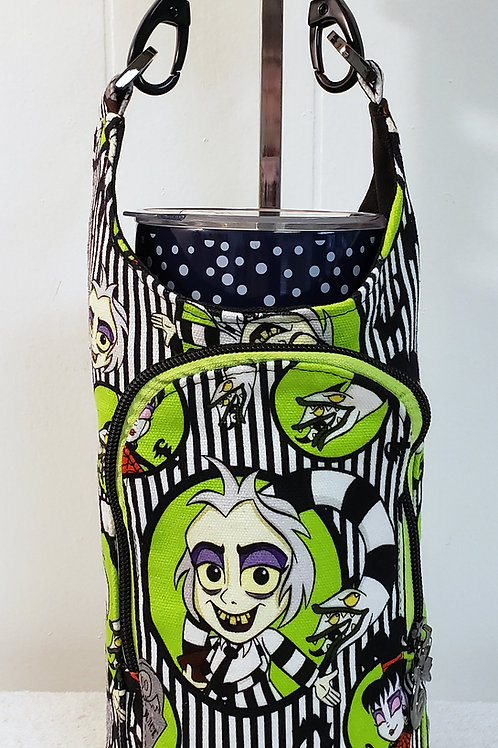 The Trickster Ghost H20 2 Go Water Bottle Carrier