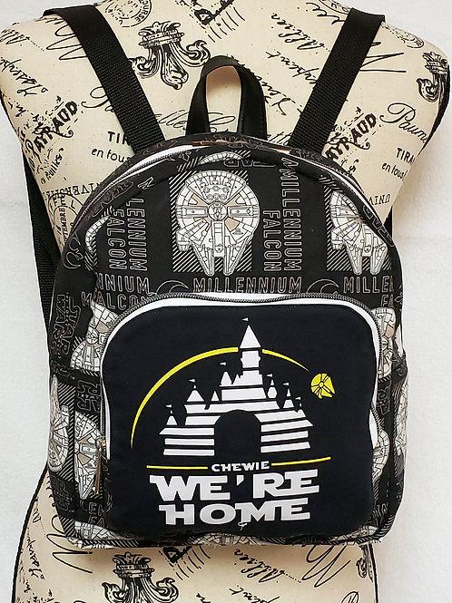 Chewie Galaxy Mini Backpack