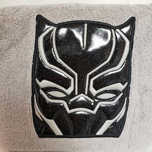 Panther King Bath Towel or Bath Sheet