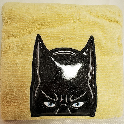 Bat Hero Bath TOWEL