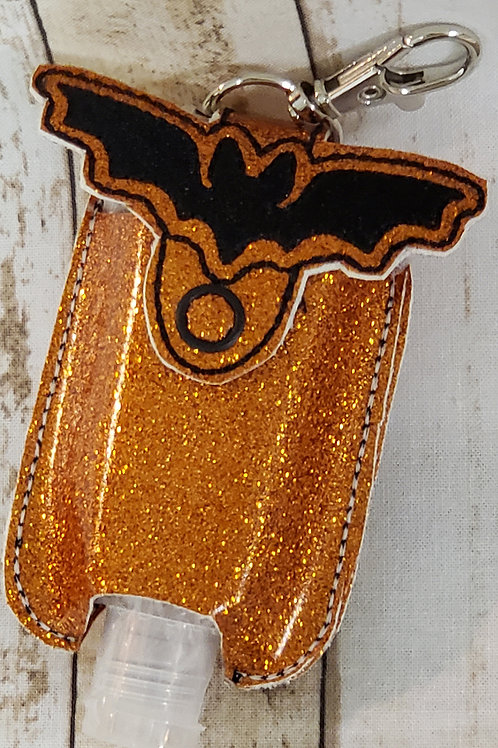 Halloween Bat Hand Sanitizer Holder