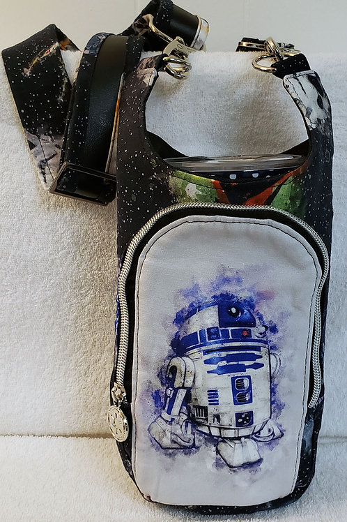 Famous Droid H20 2 Go Sling with Built-in Wallet