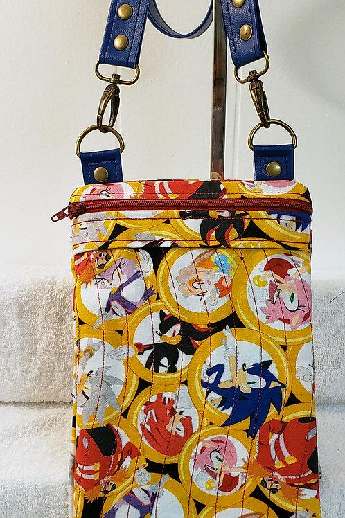 Hedgehog Crossbody Bag